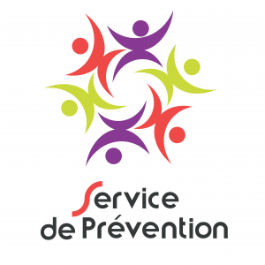 Logo prévention ville de seraing