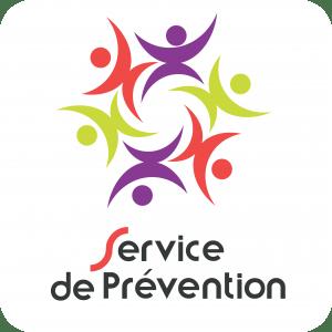Logo prévention ville de seraing