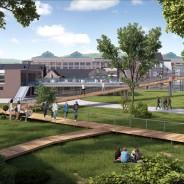 Parc Trasenster : la première phase est lancée