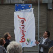 Inauguration de la rue Jean Potier