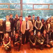 Prestation de serment du Conseil Communal de la Jeunesse 2016-2018