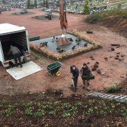 Un nouveau visage pour l'espace dédié à André Renard au cimetière de la Bergerie