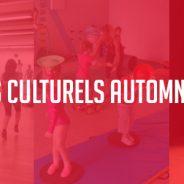 Stages culturels automne 2016