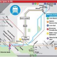 Le réseau express liégeois sur les rails