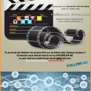 Recherche de candidats (réalisateurs et bénévoles) pour la 14ème édition du Festival Caméras Citoyennes