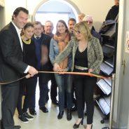 Inauguration de la nouvelle Mairie de quartier d'Ougrée-Bas
