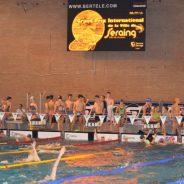 Fermetures de la piscine olympique de Seraing