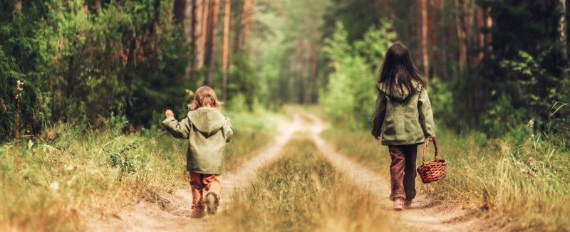 Enfants bois seraing promenade randonnée