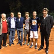 Inauguration de 2 terrains de tennis ClayTech au Seraing Tennis Club
