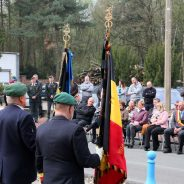 Les autorités communales ont rendu hommage aux dix para-commandos belges assassinés le 7 avril 1994 au Rwanda