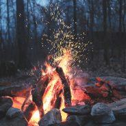 Risque de feu de forêt