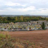 Fermetures cimetière de la Bergerie