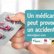 Un médicament peut provoquer un accident