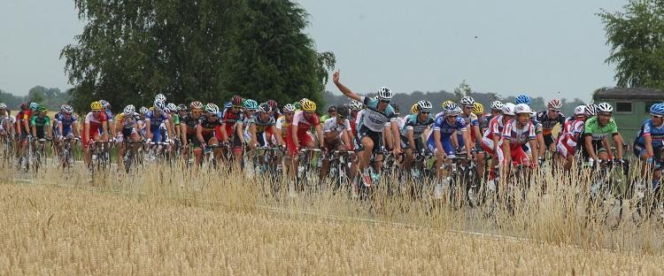 Le VOO- Tour de Wallonie passe par Seraing