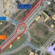 Travaux Val Saint-Lambert : Phase II