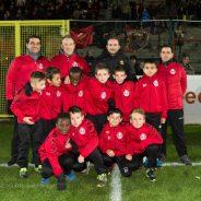 L'école des jeunes du RFC Seraing soutenue par ses anciens champions