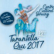 Inauguration de la 20ème édition de « TARANTELLA QUI » – Centre Culturel de Seraing