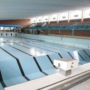 Fermeture de la piscine olympique