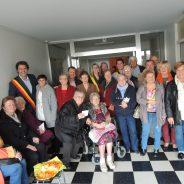 103ème anniversaire de Mme Blanche Hody