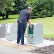 Liste des conteneurs collectifs et des bulles à verres enterrés sur le territoire de la Ville