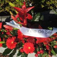 La Ville de Seraing a rendu un émouvant hommage à Feu notre ancien Bourgmestre Guy Mathot