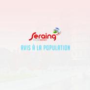Demande de permis d'urbanisme – Réunion lundi 4 mars
