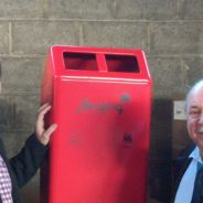 De nouvelles poubelles publiques à Seraing !