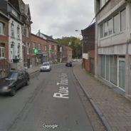 Travaux rue Toute-Voie à Jemeppe