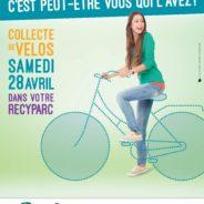 12ème édition de la collecte de vélos dans le réseau des parcs à conteneurs Wallons
