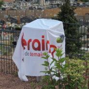 Inauguration du point de vue « André Renard » au cimetière de la Bergerie