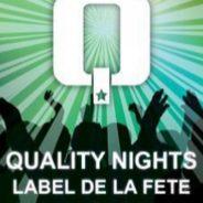 Le label BackSafe débarque dans les discothèques et les bars en s'alliant avec le label Quality Nights