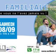 Journée familiale pour les 50 ans du Plan incliné de Ronquières
