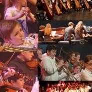 Rentrée à l'Académie de musique