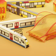Voyagez sans limites dans et autour de Liège en train, tram et bus