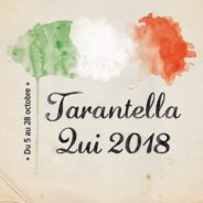 21ème édition de « TARANTELLA QUI »