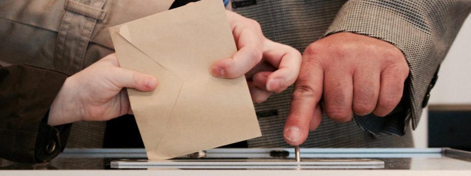 Comment voter correctement ce dimanche 14 octobre
