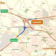 E42/A15 – Chantier Grâce-Hollogne – Loncin :  Fin de l'impact trafic en journée