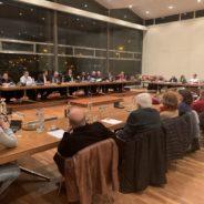 Ultime Conseil communal du député-bourgmestre de Seraing