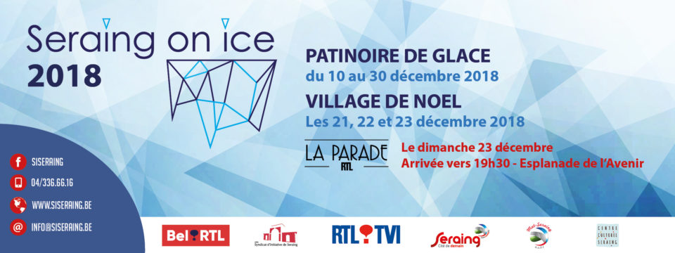 Seraing on ice 2018