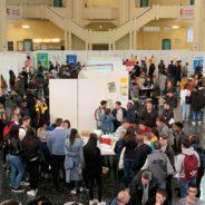 Bilan positif pour le salon Jobs Etudiants: les organisateurs annoncent une troisième édition