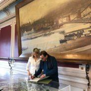 Tram de Liège: Francis Bekaert et Déborah Géradon ont signé la lettre à destination du ministre Di Antonio