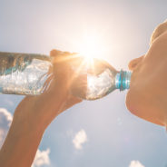 Le plan canicule activé à Seraing: distribution de bouteilles d'eau gratuite au service du RAS