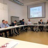 Le projet Urbact s'est poursuivi à Vilafranca