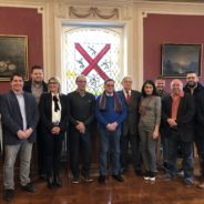 Jacques Vandebosch et Christian Piot sont devenus des citoyens d'honneur de la Ville de Seraing