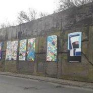 Les fresques de la rue Cockerill ont été restaurées et déplacées vers la rue de l'Acier