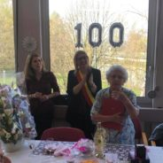 La Ville de Seraing met à l'honneur Maria Willekens, à l'occasion de son 100ème anniversaire