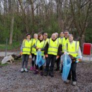 Grand Nettoyage de Printemps de Wallonie: 52 équipes de citoyens ont nettoyé le territoire