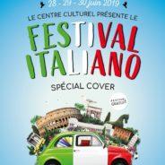 Le festival italien revient pour la troisième fois à Seraing !