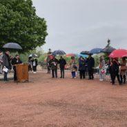 La Ville commémore le 74e anniversaire de la fin de la seconde guerre mondiale