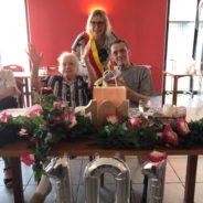 Blanche Dalemans a fêté ses 101 ans!